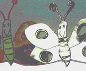 butterfly - Kidoodles jewelry